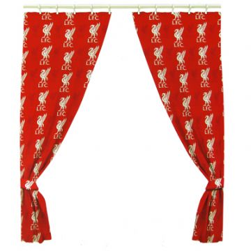 Liverpool FC Curtains